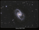 Galaxy NGC1365