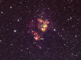 NGC1935 LMC SuperBubble Ha RGB 50 40 30 30 70