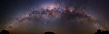 Milky Way 3 panel panorama