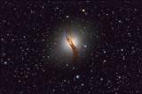 Centaurus A LRGB 90 45 45 45