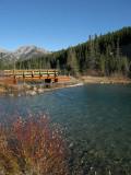 Lorette Ponds & Mount Lorette