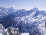 Dolomitas Invierno 2009