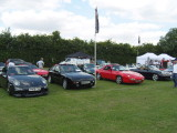 The TIPEC SELNK  Stand at Bromley Pageant of Motoring