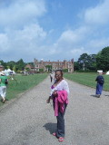 Kentwell Hall visit by TIPEC SELNK Group