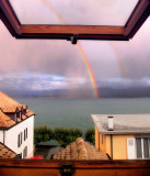Living in a stage-box overlooking a natural show...