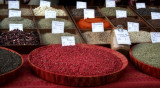 Spices like jewels, but they are precious!