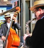 Sunny Jazz by the Baker's....