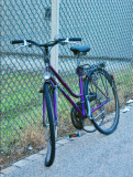 Even bicycles get the blues