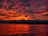 Devilish lake....
