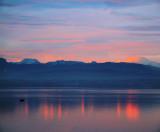 Peaceful sunrise....