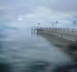 Spooky pier...