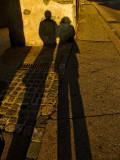 The ephemeral land of long shadows...