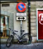 The anarchist's bike