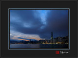 Victoria Harbour at Dawn