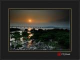 Sunset at Deep Bay