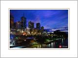 Morning Light in Melbourne