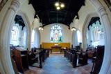 Round Church - Inside View