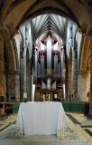 Inside St Giles Catherdral