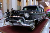 The Late President's Car