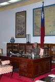 The Late President's office
