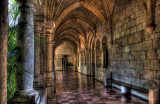 Ancient Spanish Monastary - Jan., 2008