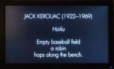 Jack Kerouac, Haiku