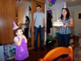 third anniversary of birth of Amelka