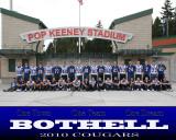 Cougars Football 2010