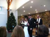 John and Jessi's Wedding: Tennessee - January 2009