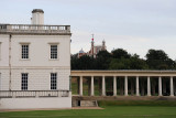 Queens house and royal observatory