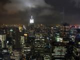 New York City skyline June 2008
