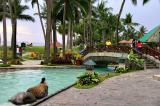 Philippine Plaza swimming pool