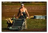 A Furford  Harvesting Machine