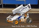 - Sharon Speedway - Lou Blaney Memorial Sprints & BRP Mods 07/07/10