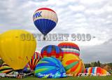 Ravenna(OH) Balloon A-Fair and Car Show 09/19/10