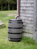 What about Rain Barrels - Auxiliary Water