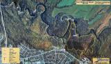 Parc rivière du Moulin, le plan
