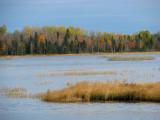 l'automne au lac Noir
