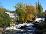 l'automne au moulin