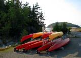 Rack à Kayak de mer