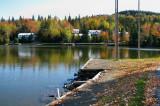 L'automne est arrivé au camp Trois Saumons
