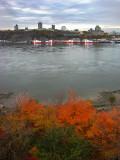 Québec de Lévis en automne