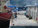les docks de Québec