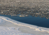 Frontière glacée
