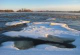 le Saint-Laurent en hiver