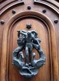 butoir de bronze