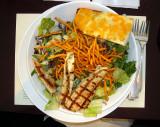 Salade Thailandaise au poulet grillé