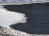 les plages de glace