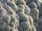 La cascade glacée