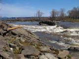 les rapides de l'embouchure